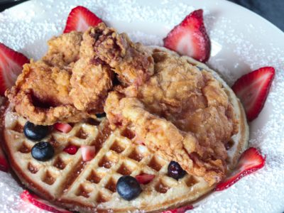 CraveDFW, Eat Me: Chef Point's Chicken and Waffles