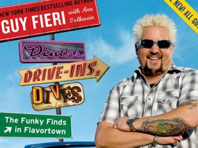 Diners Drive Ins & Dives Visit to Chef Point