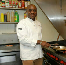 Fort Worth Texas Magazine Chooses Chef Point Cafe Chef Franson Nwaeze to Compete in Top Chef Challenge